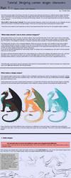 Tutorial: Dragon Designing Tips - part 1/3 by SeaSaltShrimp