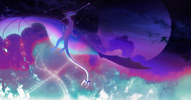 Breach The Sky To Find You by SeaSaltShrimp