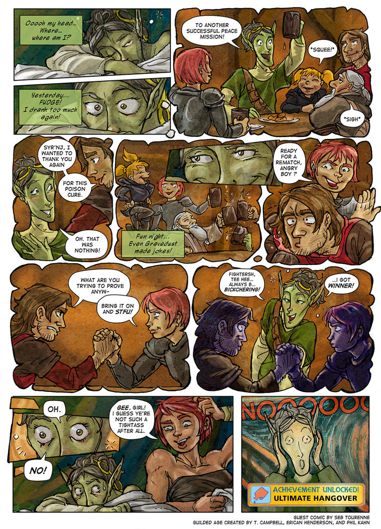 Guilded Age guest page by SebToure