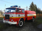 Skoda Liaz 706 RTHP-CAS Classic Fire Engine by MacTavishSAS