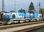 ZSSK Cargo 736 024-1 + 736 012-6