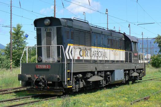 CarboRail 771 511-3