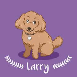 Larry-final by rodrigopims