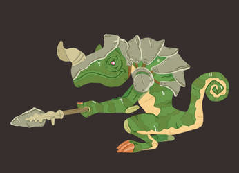 Lizalfos by rodrigopims