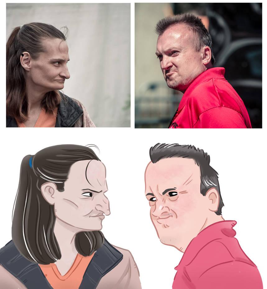Faces2 by rodrigopims