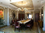 The Dinning Room, view II