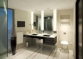 bathroom by masvaley