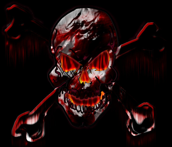 bloody skull wallpaper related - photo #39