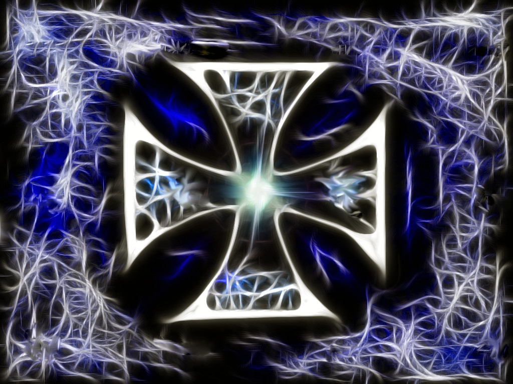 Iron Cross By Dezertrat0010