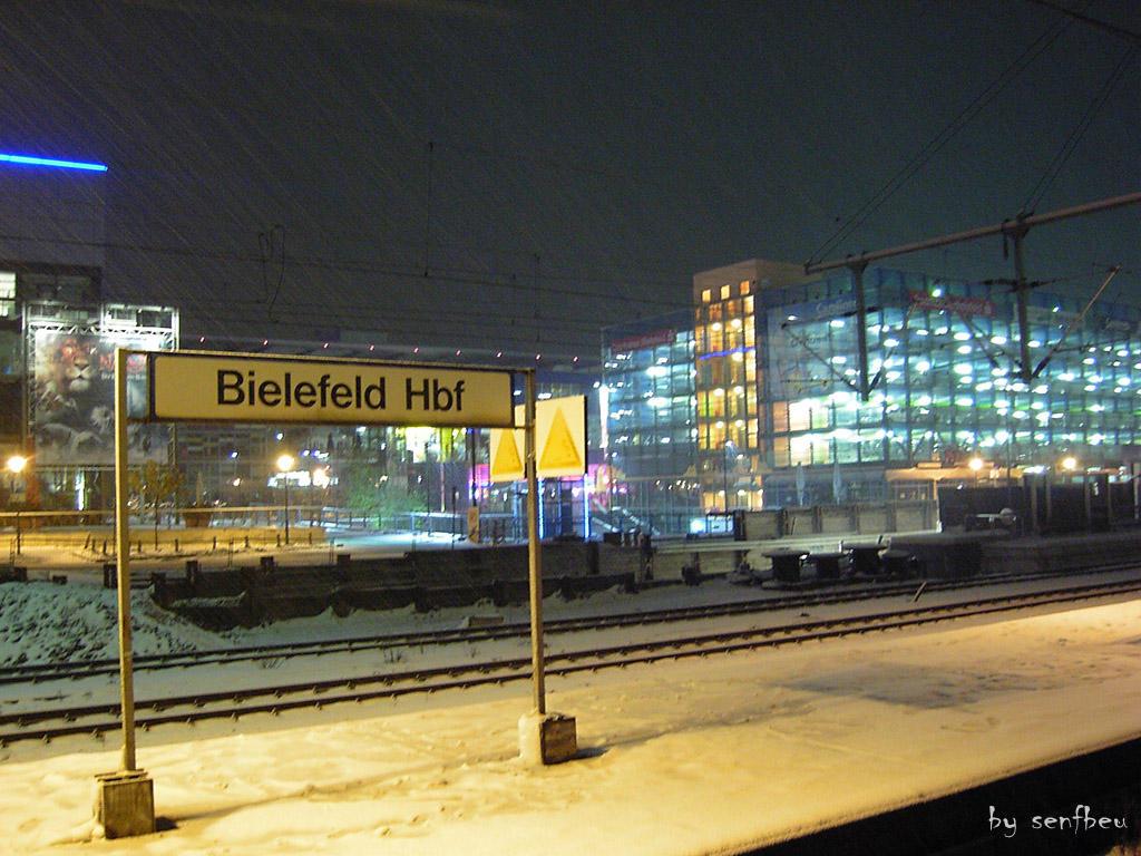 Bielefeld by senfbeu