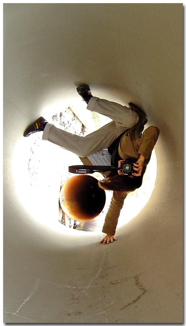 Handstand by senfbeu