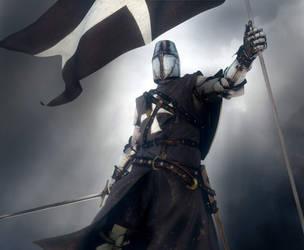Medieval Knight by lijinbo78
