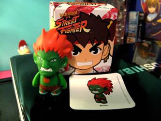 KidRobot Street Fighter Figure