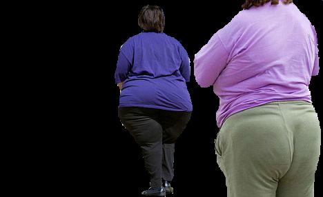 Fat People Walking 35