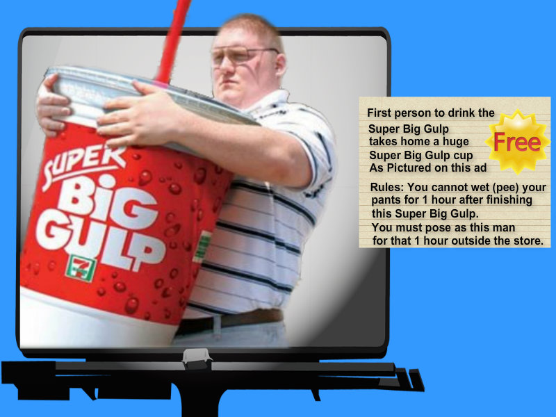 Super Big Gulp Billboard by mccormickld on DeviantArt