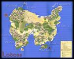 Lodoss Map