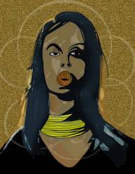 Eclectic Woman by imatt20
