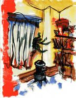 Apartment on St-Denis st. by imatt20