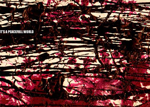 It's A Peacefull World by imatt20