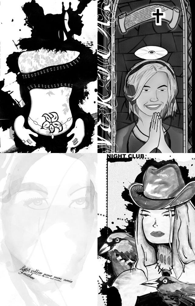 4 Woman by imatt20