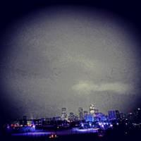 Denver Digitally Doctored In Darkness