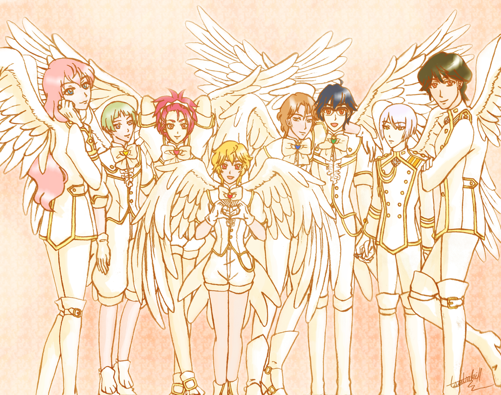 More Better Battle Lovers by tsubaki11
