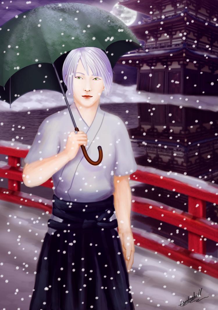 Kinshirou by tsubaki11