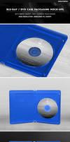 Blu-ray/DVD Case Packaging Mock-Ups by Kheathrow