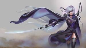 NieR:Automata Fan Art - 2B