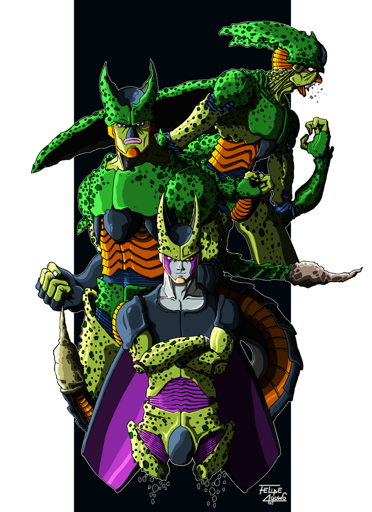 Cell Forms by FelipeAquino on DeviantArt