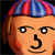Balloon Boy Lenny Face Chat Emoticon