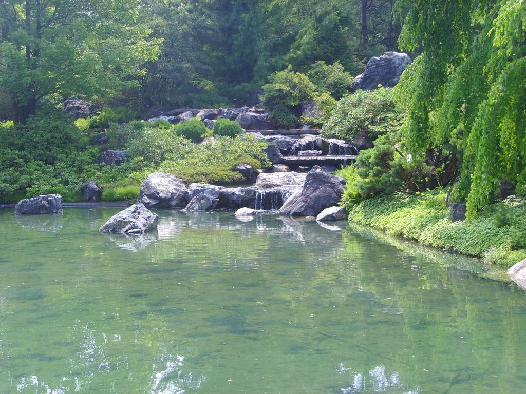 Zen Garden: Waterfall By Sakkerra ...