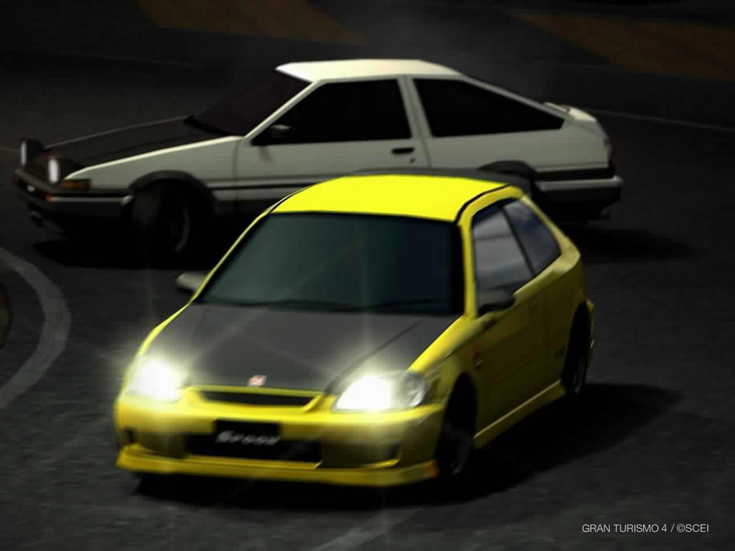 related pictures initial d - photo #1