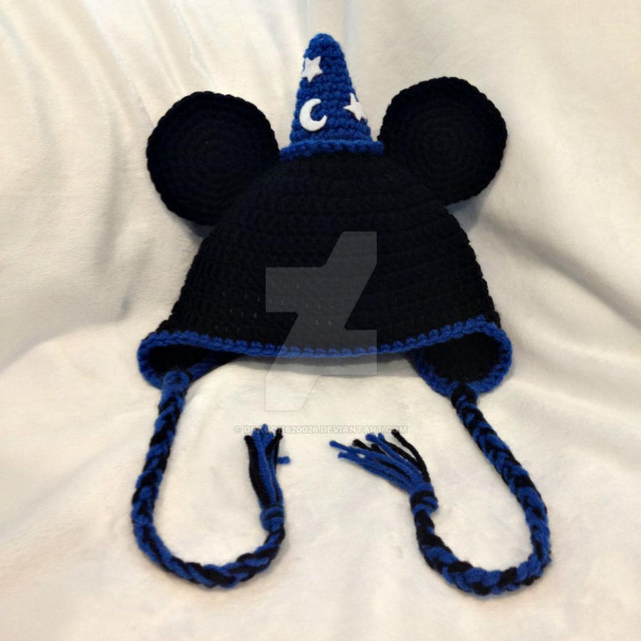 09d7c5e4e8af9 Mickey Mouse Fantasia Hat TODDLER