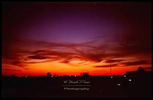 Red Sky I by NunoPires