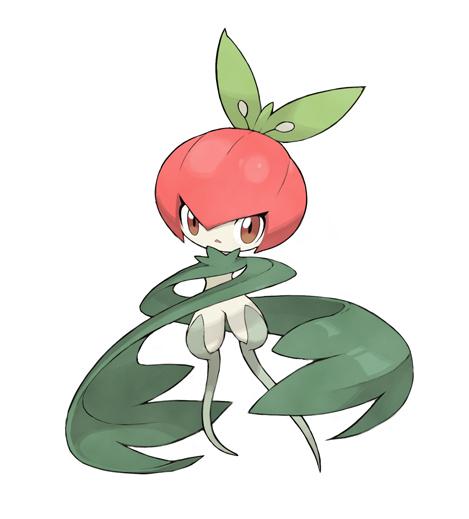 Pokemon Original Color1a by CristianPenas