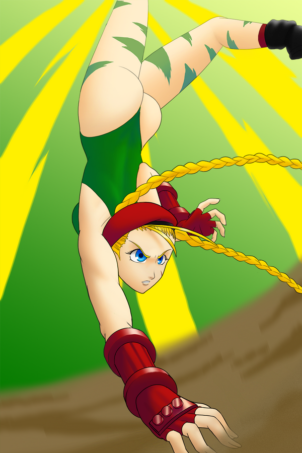 Cammy White by QuesoGr7