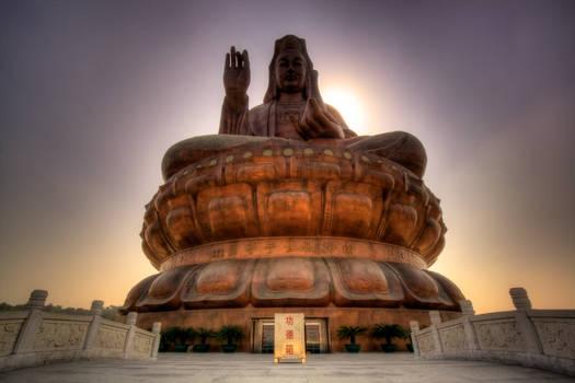 Giant Buddha China