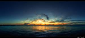 Sunset Over Elwood