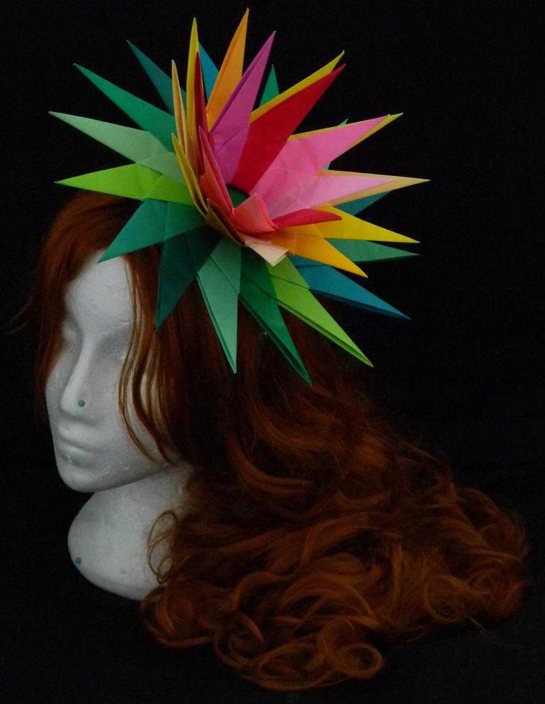 crazy uk style origami hat 2 by ykansaki on deviantart