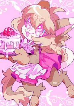 maid milky