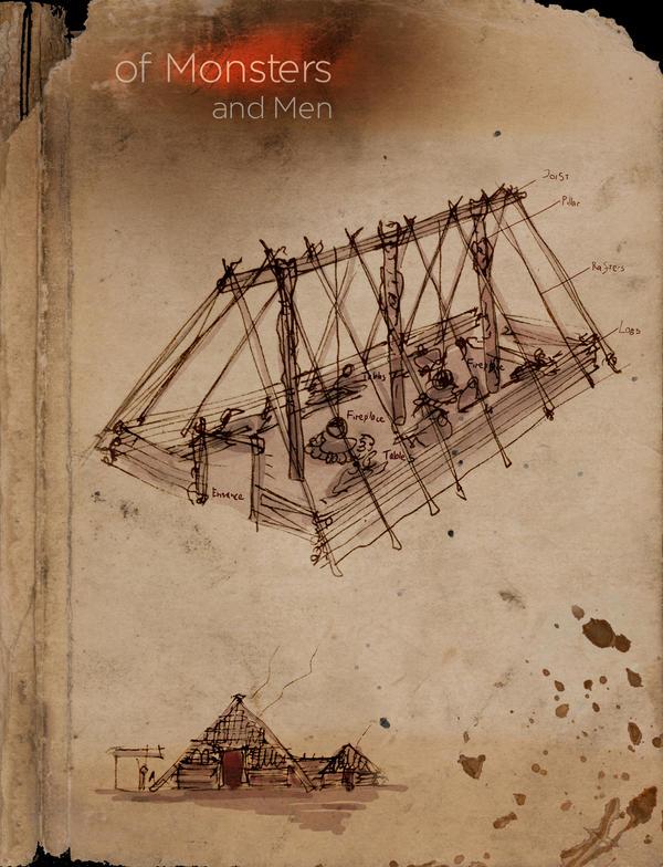 Of Monsters and Men_concept art: INN by VladimirSchmidt