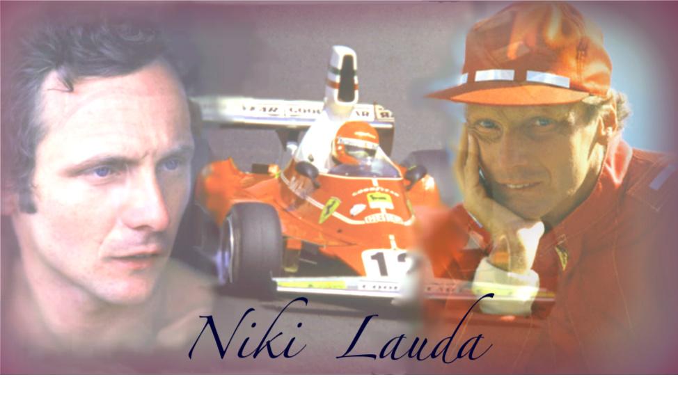 My Hero Niki Lauda by mrssiriusblack