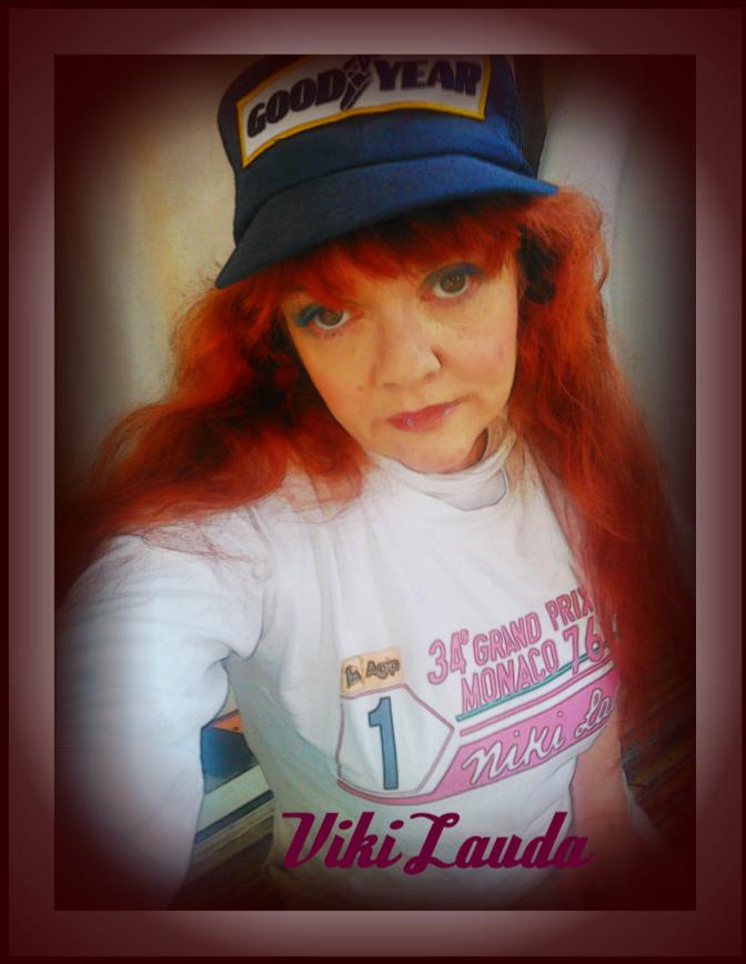 Niki Lauda hero worship by mrssiriusblack