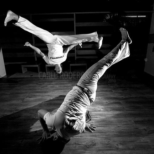 Escola Brasileira de Capoeira by loc0