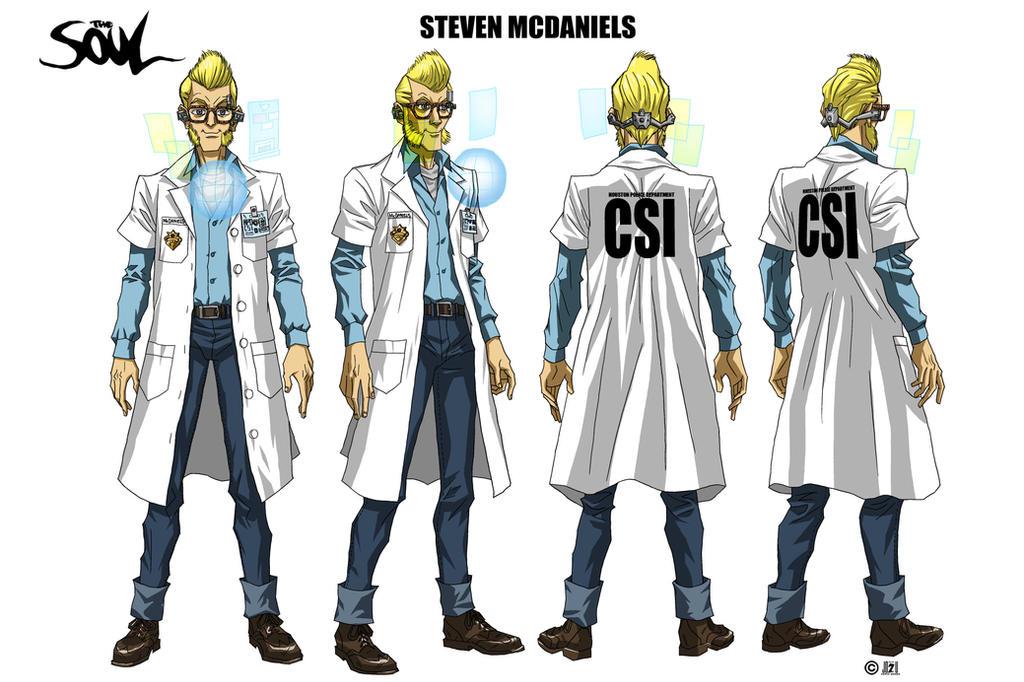 Steven McDaniels Style Sheet by WinstonWilliams
