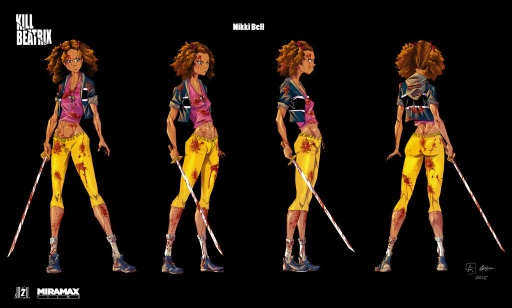 Kill Beatrix Style sheet by WinstonWilliams