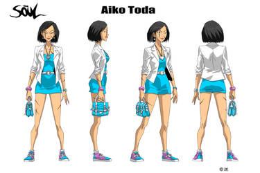 Aiko Toda
