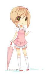 GO: OC Kinomi by nanali-chi