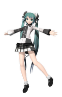 DTEX Conflict Miku by Sushi-Kittie